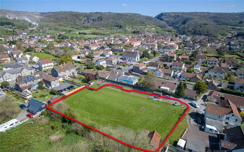 Land Commercial for sale in Rear Of Hazelmere & Avalon House, Ashey Lane, The Hayes, Cheddar, Somerset, BS27
