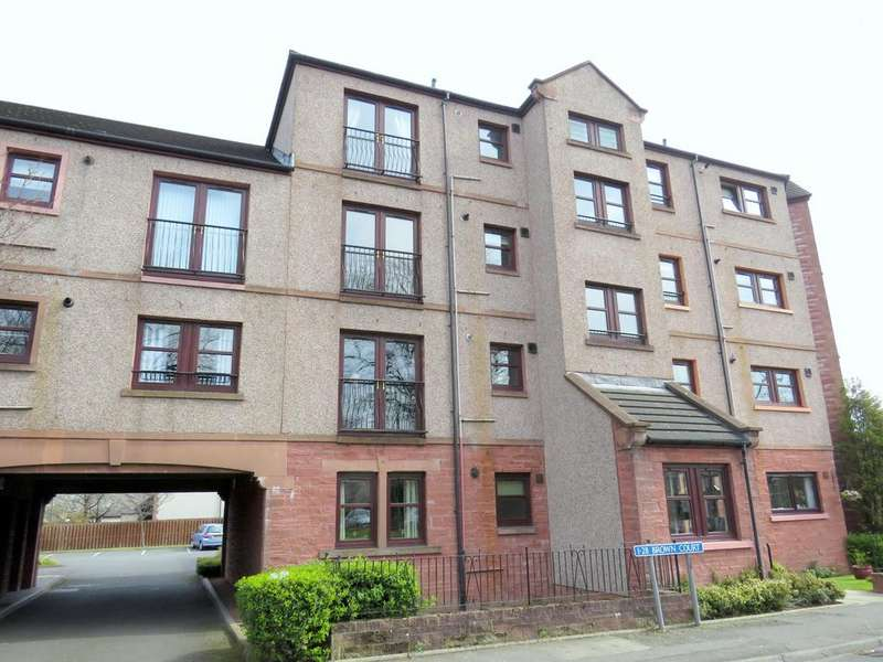 2 Bedrooms Flat for sale in Brown Court, Grangemouth FK3