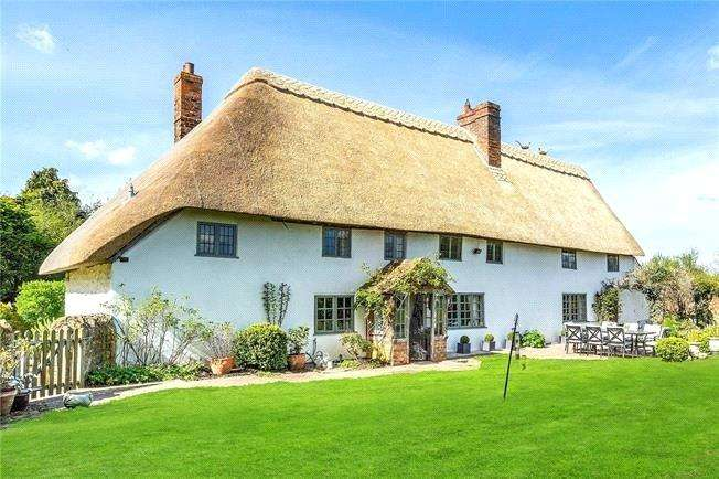 4 Bedrooms Detached House for sale in Draycott, Ickford, Thame, Oxfordshire, OX9