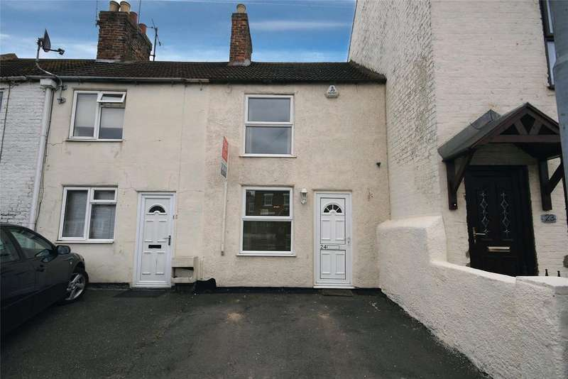2 Bedrooms Terraced House for sale in Willoughby Road, Boston, PE21