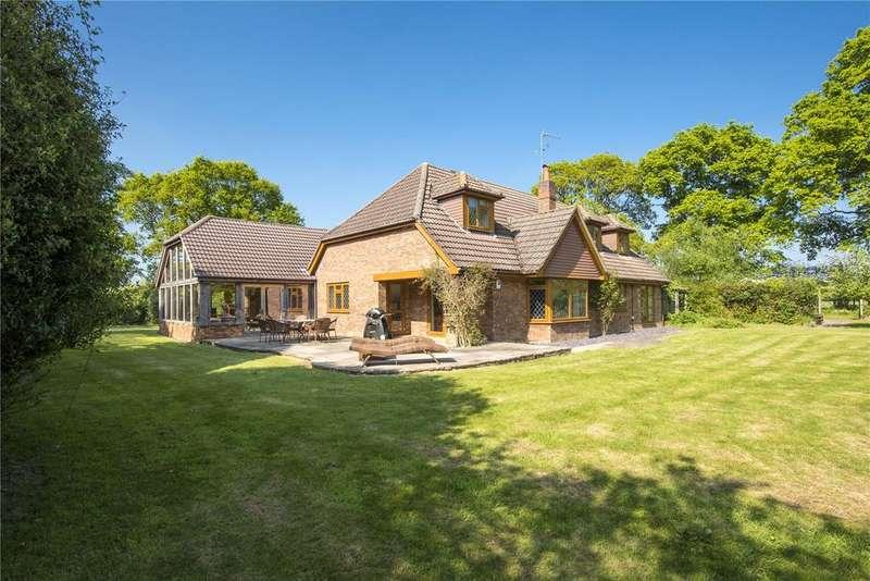 5 Bedrooms Detached House for sale in East Stoke, Wareham, Dorset