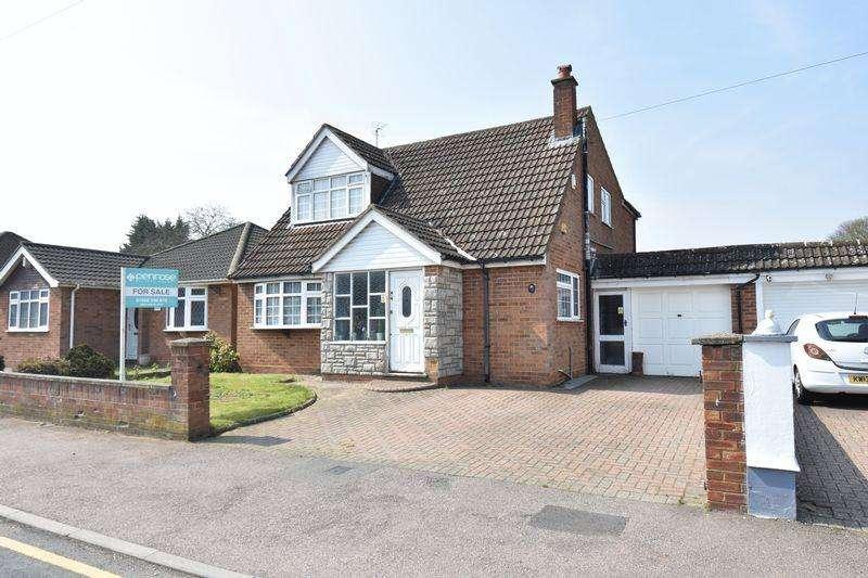 4 Bedrooms Detached House for sale in Eldon Road, Luton
