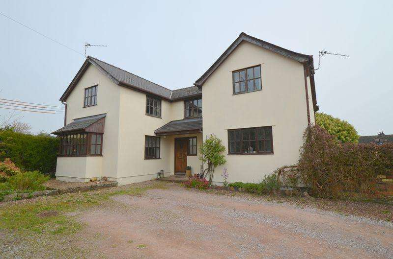4 Bedrooms Detached House for sale in Primrose Hill, Lydney