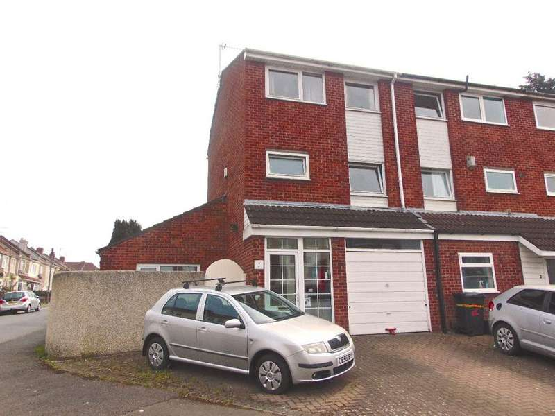4 Bedrooms End Of Terrace House for sale in Linden Close