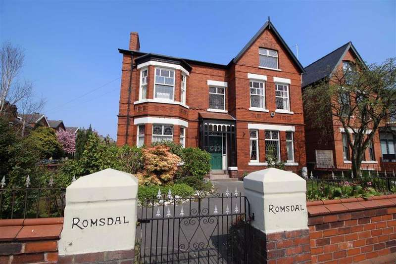 6 Bedrooms Detached House for sale in Wilbraham Road, Chorlton