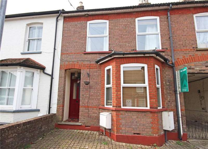 3 Bedrooms Terraced House for sale in Summer Street, Slip End, Luton, Bedfordshire