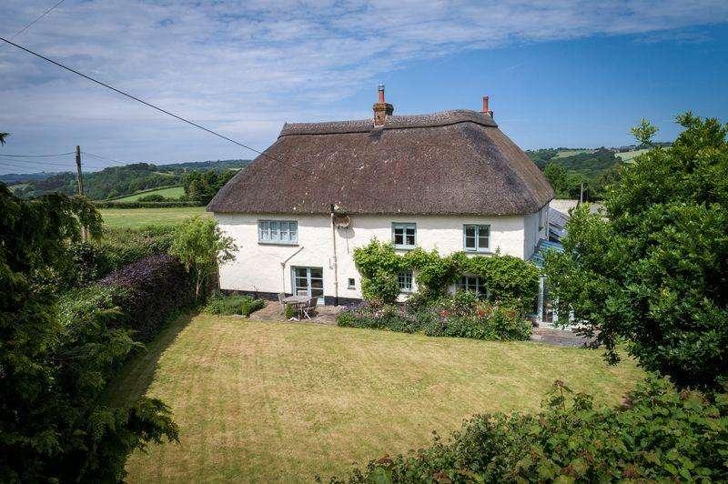 4 Bedrooms Semi Detached House for sale in Holm Farm, Coldridge