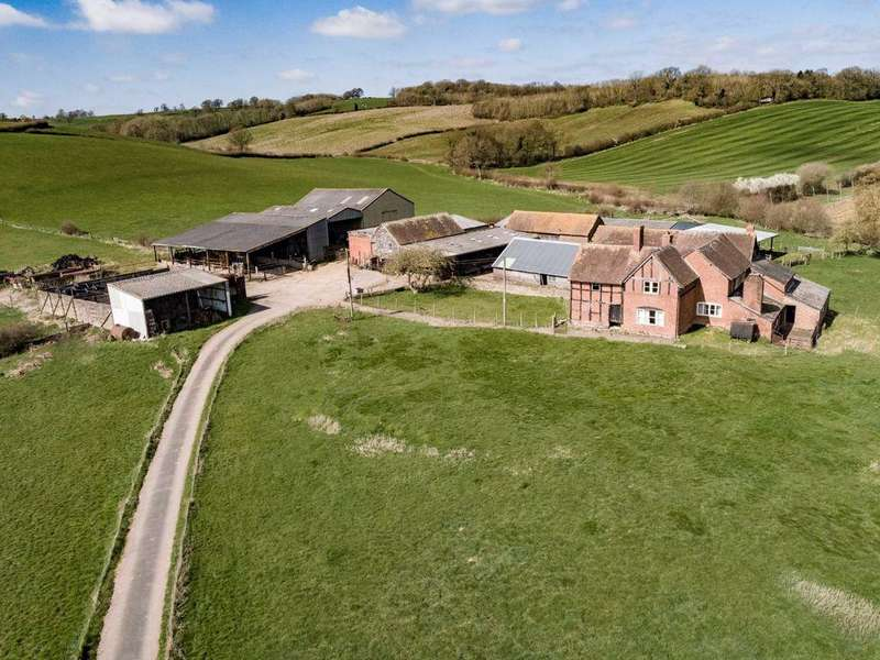 4 Bedrooms Farm Commercial for sale in Avenbury Lane, Avenbury, Hereford