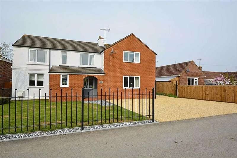 5 Bedrooms Detached House for sale in Elmgrove Road West, Hardwicke