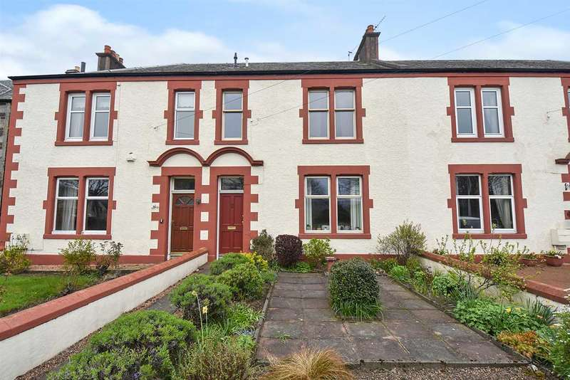 3 Bedrooms Terraced House for sale in Preston Crescent, Inverkeithing