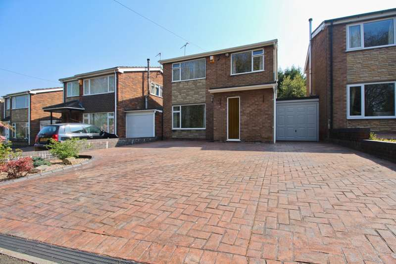 3 Bedrooms Detached House for sale in Angus Close, Thurnby, LE7