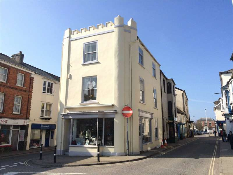 3 Bedrooms Apartment Flat for sale in East Street, South Molton, Devon, EX36