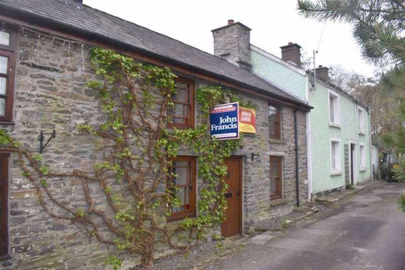 2 Bedrooms Cottage House for sale in Well Street, Doldre, Tregaron