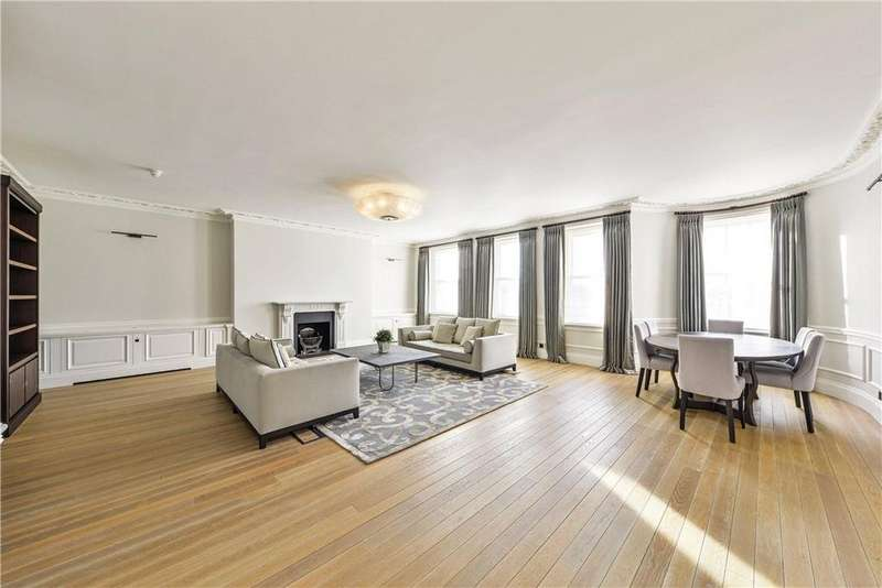 4 Bedrooms Flat for sale in Cornwall Gardens, South Kensington, London, SW7