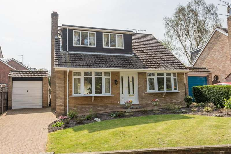 3 Bedrooms Detached House for sale in OPPOSITE MILL RIDE GOLF COURSE, ASCOT, BERKSHIRE, SL5 8LF