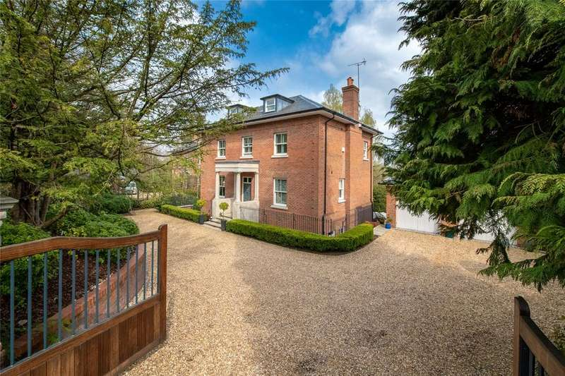 5 Bedrooms House for sale in Shawford, Hampshire, SO21
