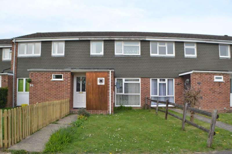 3 Bedrooms Terraced House for sale in Eliot Close Thatcham