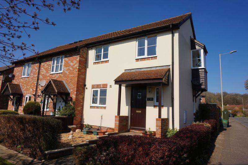 2 Bedrooms Semi Detached House for sale in Fairfax Place, Newbury