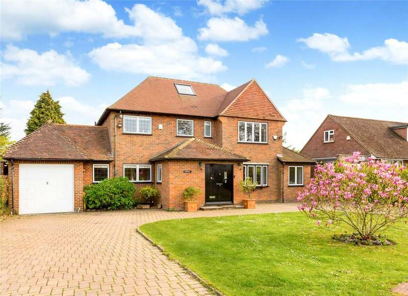 5 Bedrooms Detached House for sale in Long Walk, Chalfont St. Giles, Buckinghamshire, HP8