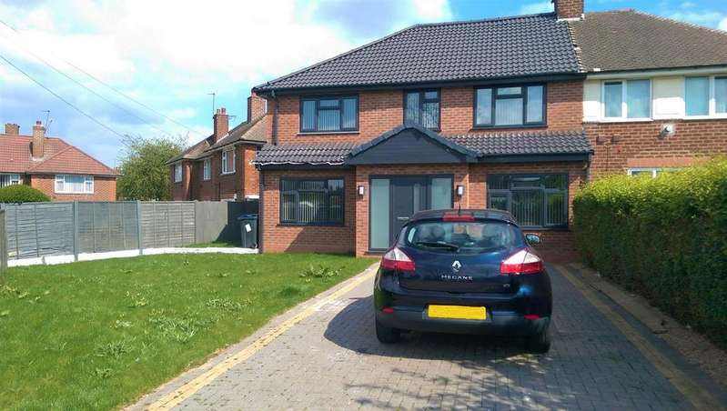 6 Bedrooms Semi Detached House for sale in Rudyard Grove, Birmingham