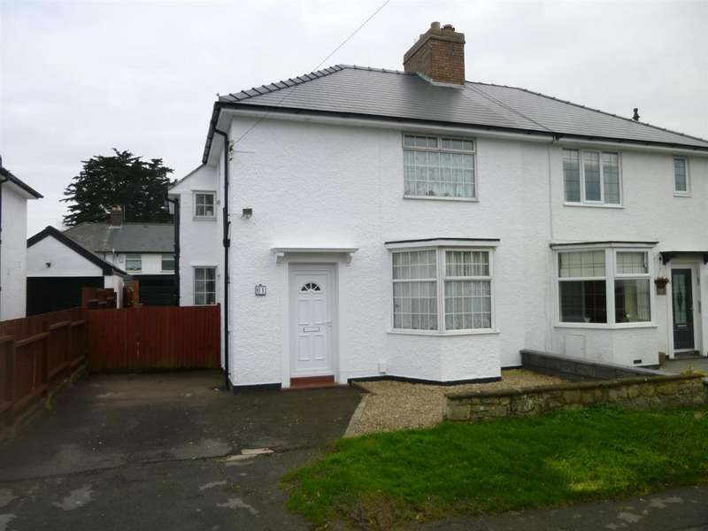 3 Bedrooms Semi Detached House for rent in Westward Rise, Barry