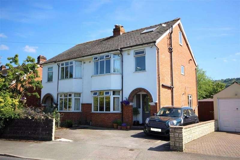 4 Bedrooms Semi Detached House for sale in Charlton Lane, Leckhampton, Cheltenham, GL53