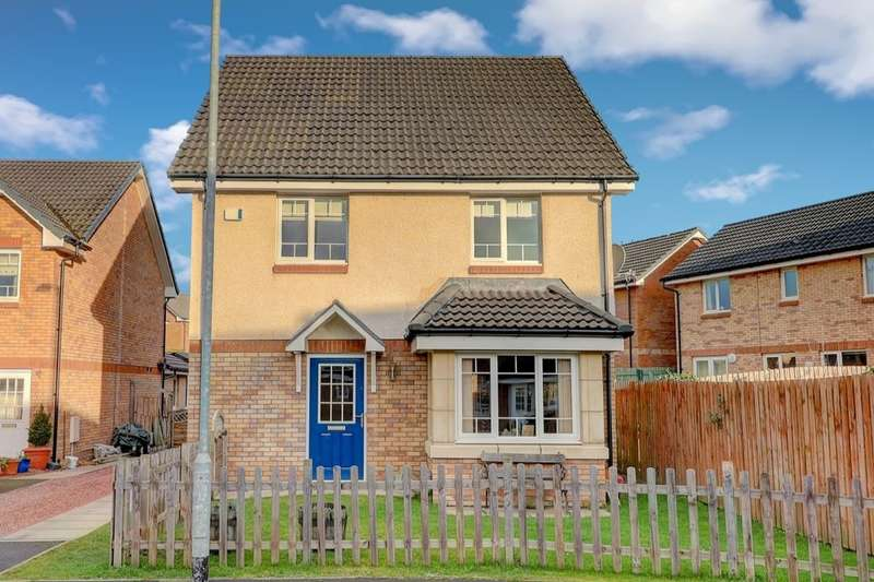 4 Bedrooms Detached House for sale in Keswick Drive, Dumfries, DG1