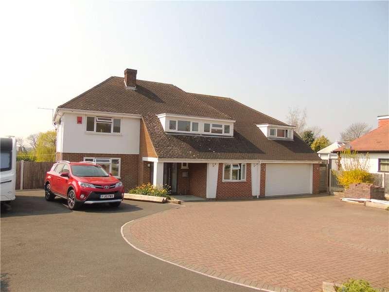 5 Bedrooms Detached House for sale in Breach Road, Denby Village, Ripley, Derbyshire, DE5