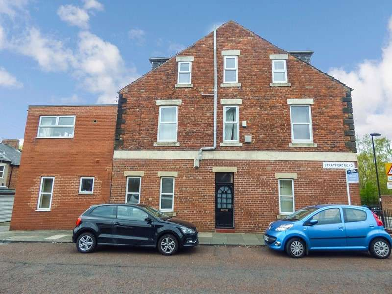 8 Bedrooms Maisonette Flat for sale in Stratford Road, Heaton, Newcastle upon Tyne, Tyne and Wear, NE6 5PB