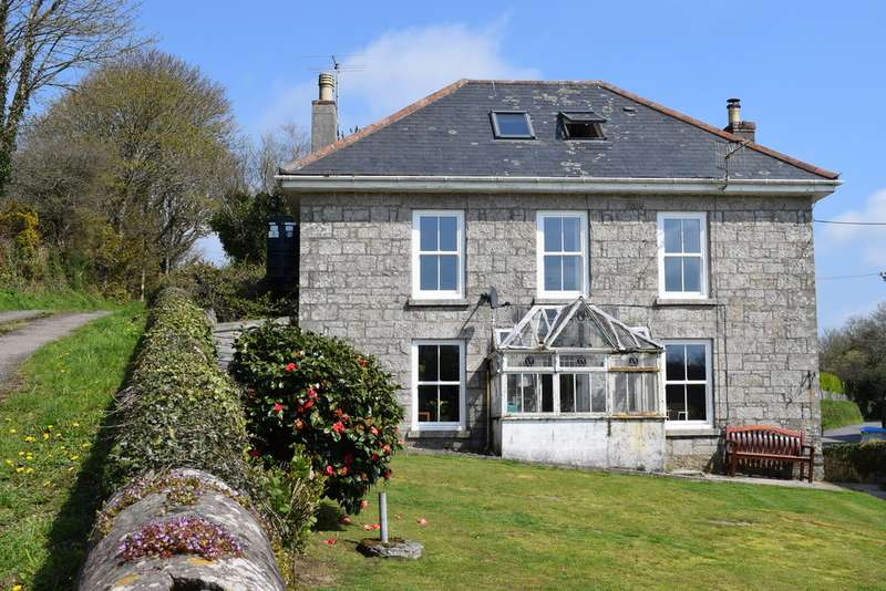 5 Bedrooms Property for sale in Trannack Mill House Coverack Bridges Helston Cornwall TR13 0LX