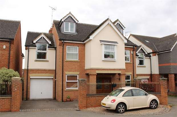 6 Bedrooms Detached House for sale in Lutterworth