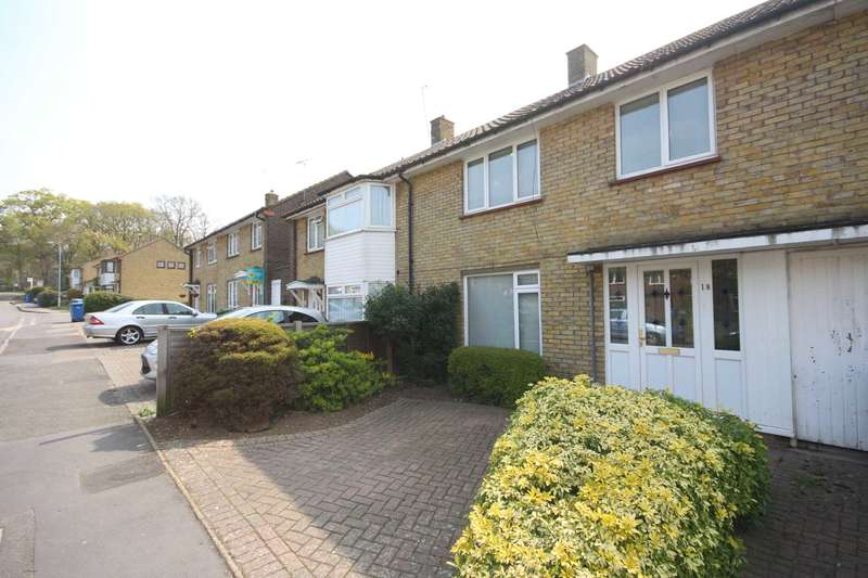 3 Bedrooms Terraced House for sale in Lily Hill Road, Bracknell