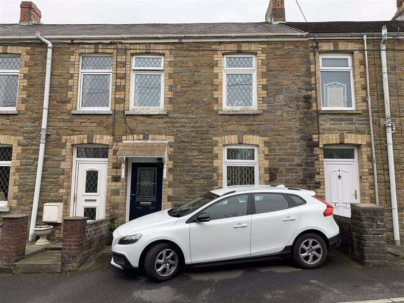 3 Bedrooms Terraced House for sale in Myrtle Hill, Ponthenry