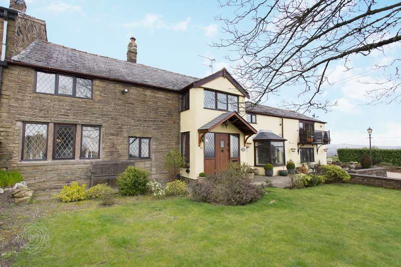 5 Bedrooms Farm Commercial for sale in Harwood Road, Tottington, Bury, BL8