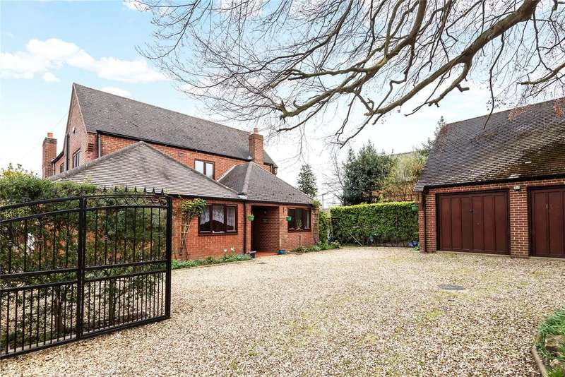 4 Bedrooms Detached House for sale in Middlemore Yard, Castlegate, NG31