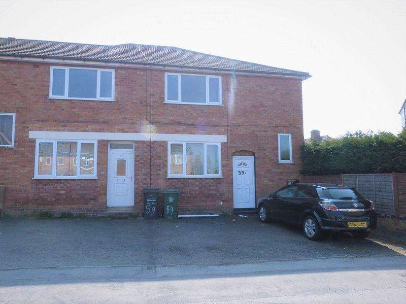 2 Bedrooms Apartment Flat for sale in East Avenue, Syston