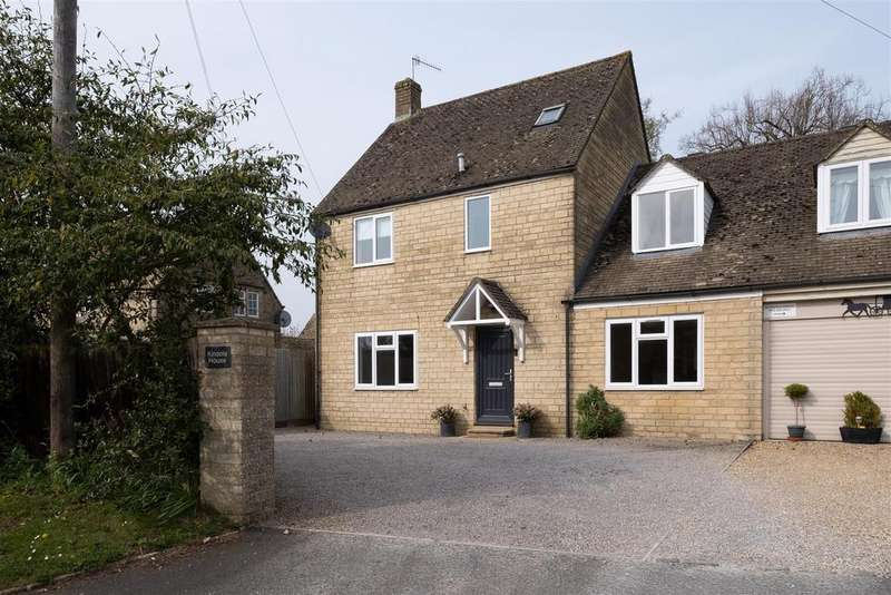 5 Bedrooms Link Detached House for sale in Rissington Road, Bourton-On-The-Water, Cheltenham