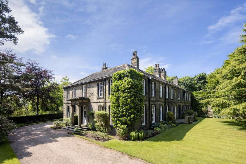 9 Bedrooms Detached House for sale in Cliffe Hill Lane, Warley, Halifax