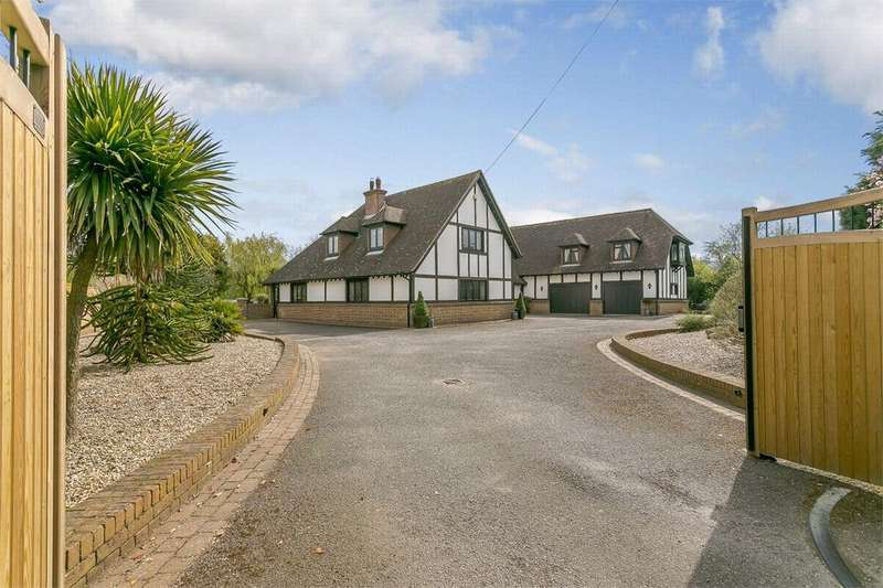 6 Bedrooms Detached House for sale in High Halstow, Kent