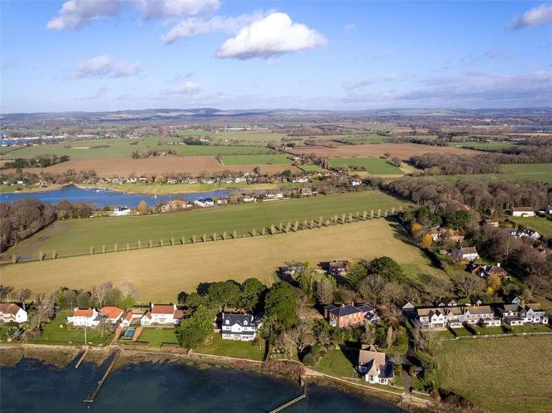 6 Bedrooms Detached House for sale in Bosham Hoe, Bosham, Chichester, West Sussex, PO18