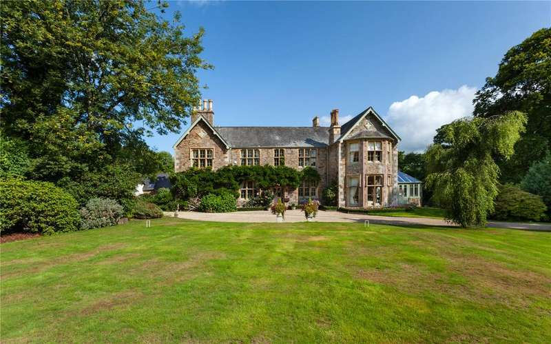 6 Bedrooms Detached House for sale in Rectory Hill, Sampford Courtenay, Okehampton, Devon, EX20