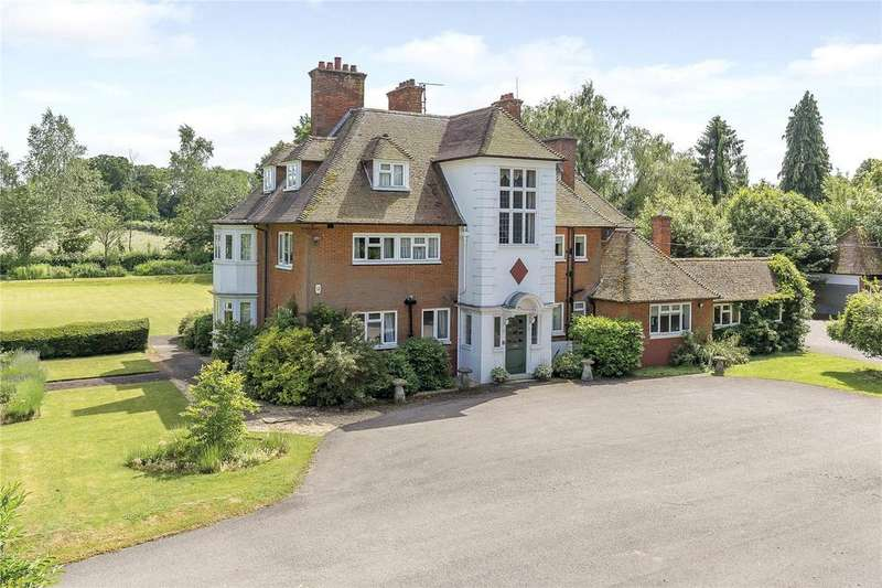 8 Bedrooms Detached House for sale in Long Sutton, Hook, Hampshire