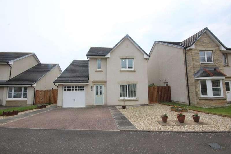 4 Bedrooms Detached House for sale in Fidra Avenue, Burntisland, KY3