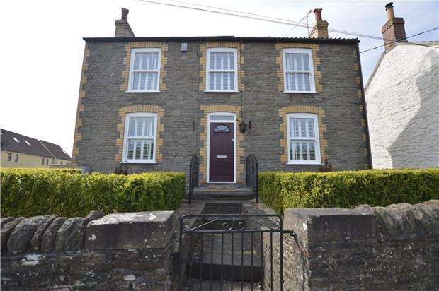 4 Bedrooms Detached House for sale in Church Road, Frampton Cotterell. Bristol BS36 2NJ