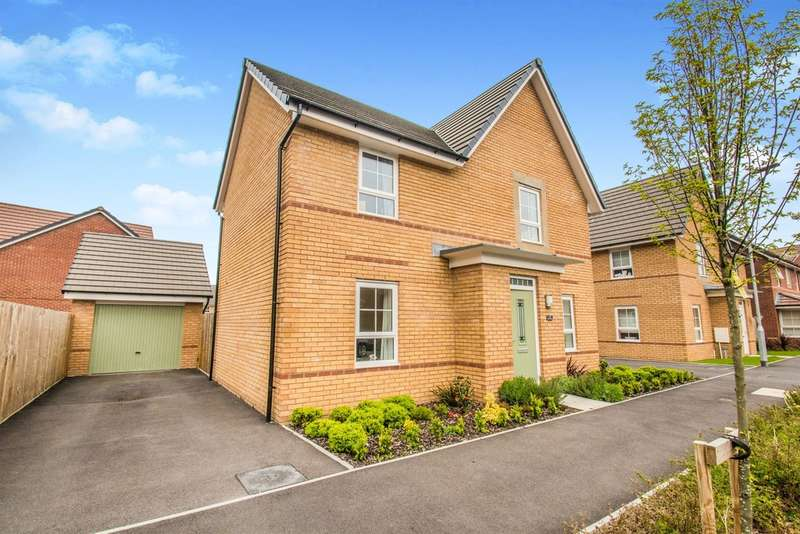 4 Bedrooms Detached House for sale in River Reach, Rogerstone, Newport