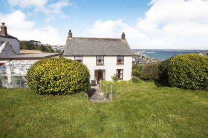 3 Bedrooms Detached House for sale in Newlyn, Penzance, Cornwall