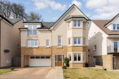 5 Bedrooms Detached House for sale in Inchgarvie Avenue, Burntisland