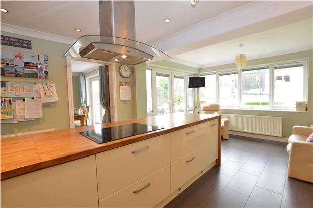 4 Bedrooms Detached House for sale in Cesson Close, Chipping Sodbury, BRISTOL, BS37 6NJ