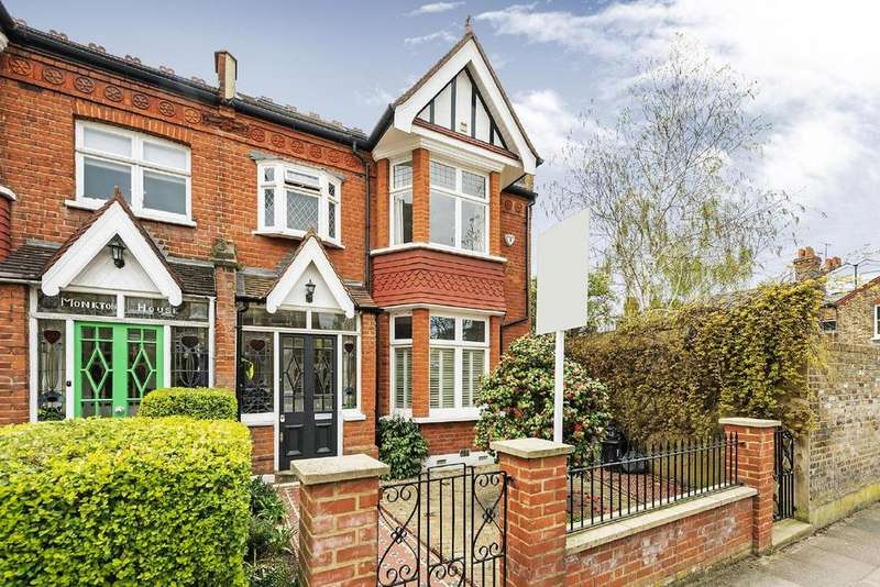 5 Bedrooms Semi Detached House for sale in Hotham Road, Putney