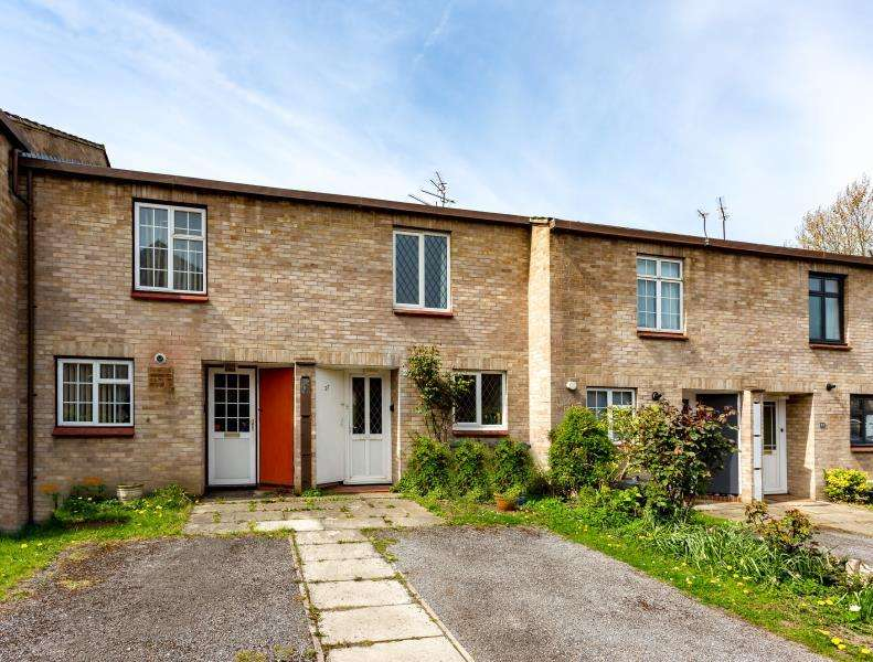 2 Bedrooms Terraced House for sale in Buckingham Close, W5